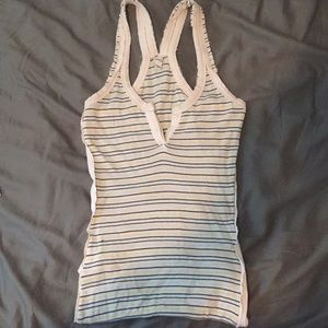 Joie racer back tank top